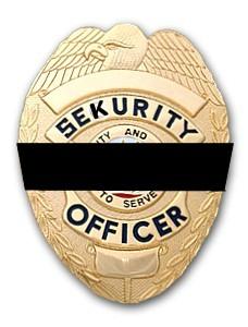 Security_Badge Black