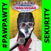 my viva wag vegas sekurity uniform