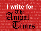 I write for The Anipal Times
